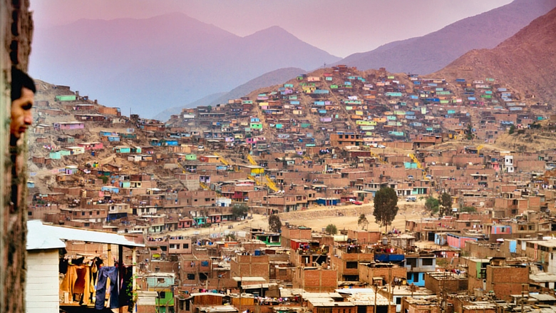 Peru. Andrew Howson. Creative Commons