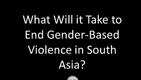 Slideshow: What Will It Take to End Gender-Based Violence?
