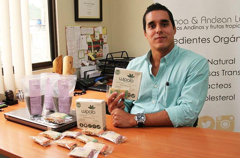 d7d46c9b50280 Snacks con sabor andino  Reconocimiento al emprendimiento joven ...