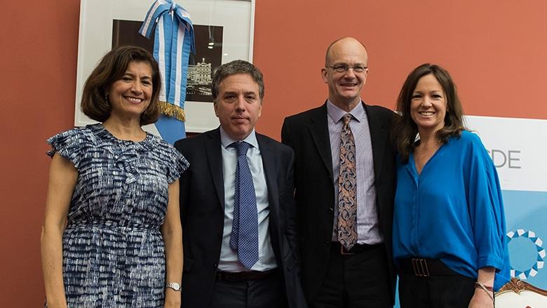 Argentina refuerza su candidatura a la OCDE con foco en la agenda social